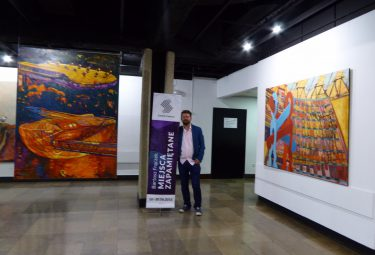 Individual art exhibition, NCK Gallery Nowa Huta