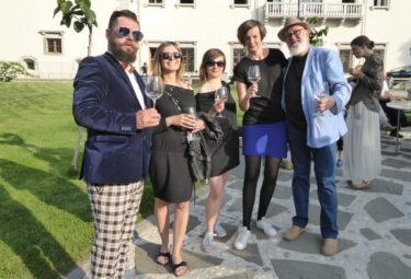 International Art Symposium Art Circle – Vernissage day